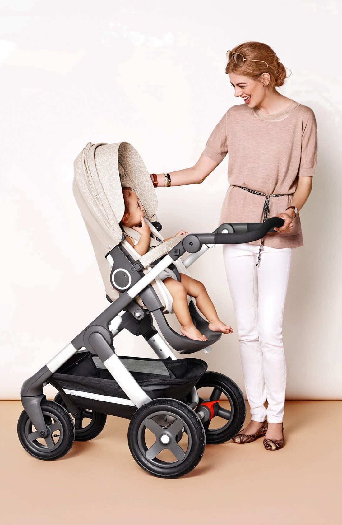 Alternate Image 3  - Stokke Baby 'Xplory® Stroller Summer Kit' Shade Set