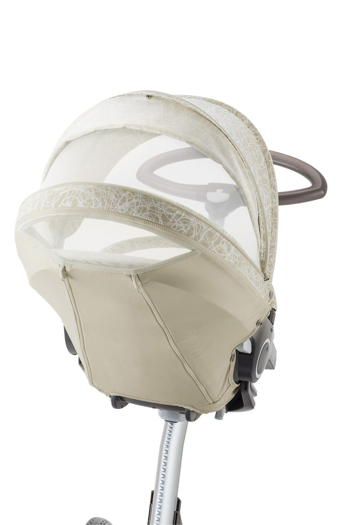Alternate Image 4  - Stokke Baby 'Xplory® Stroller Summer Kit' Shade Set