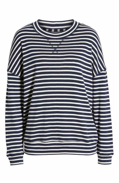 5e3d8eaa9a82 Caslon® Sweatshirt (Regular   Petite)