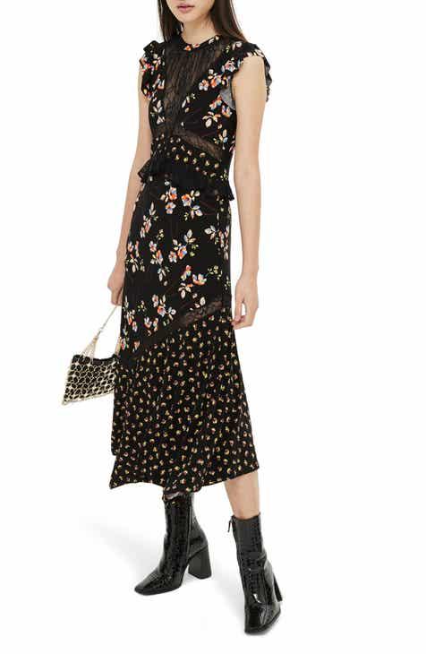Topshop Womens Dresses Nordstrom
