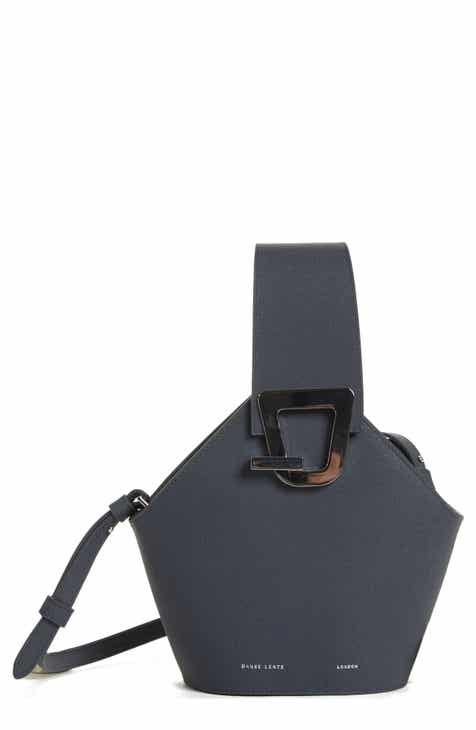 Danse Lente Mini Johnny Leather Bucket Bag