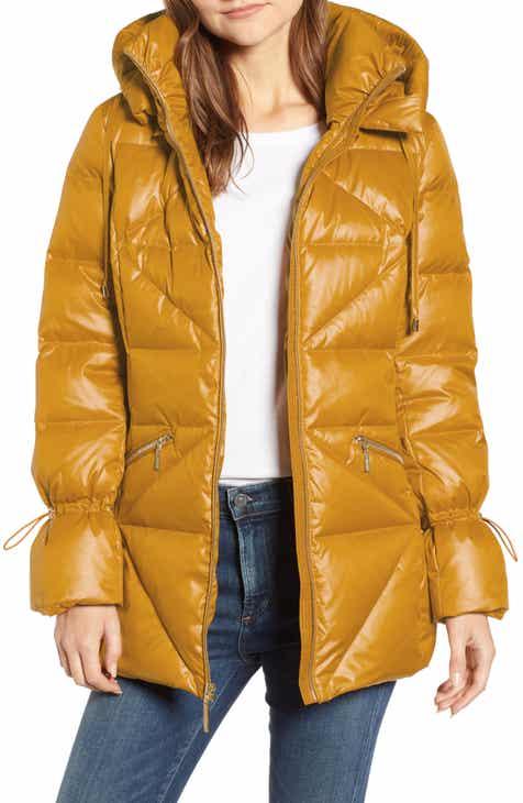Women's Yellow Coats & Jackets | Nordstrom