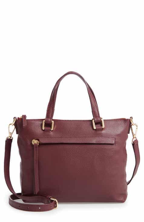 Nordstrom Lexa Leather Crossbody Bag