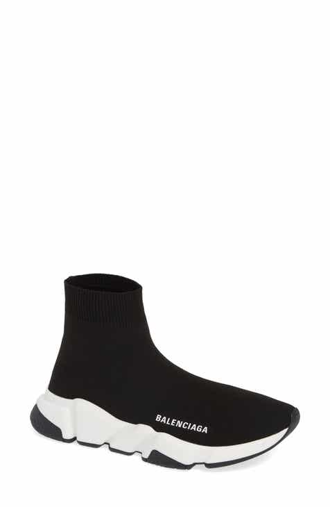 1d36bf7d545965 Balenciaga Speed Knit Sneaker (Women)