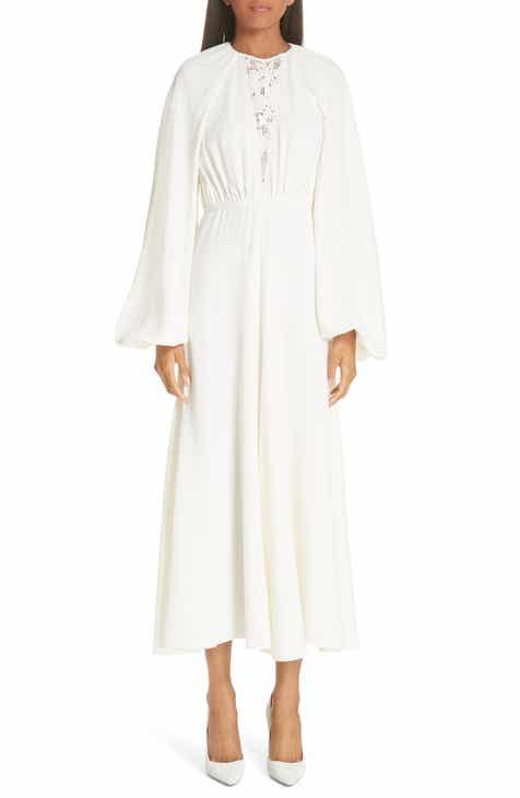 Giambattista Valli Long Sleeve Evening Dress by GIAMBATTISTA VALLI