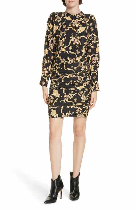 Black Gold Dress Nordstrom