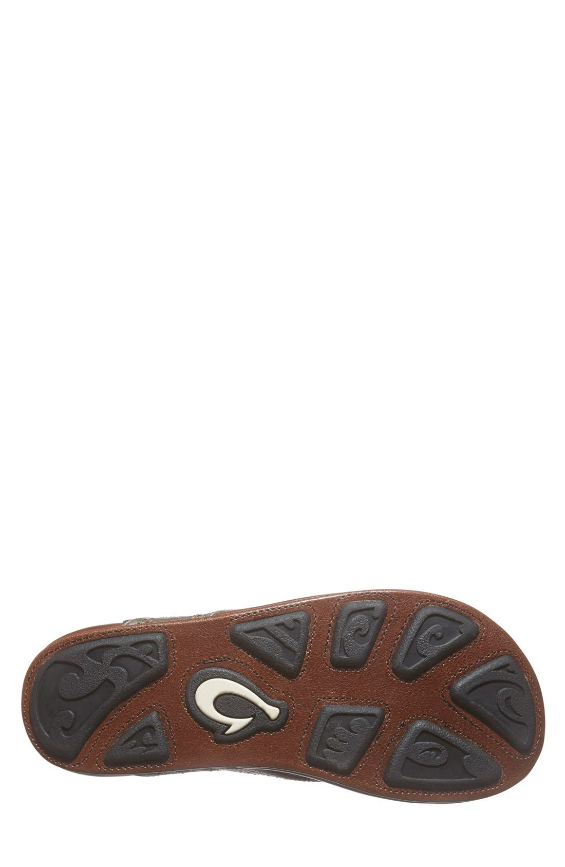 Alternate Image 5  - OluKai 'Akua' Flip Flop (Nordstrom Exclusive) (Men)