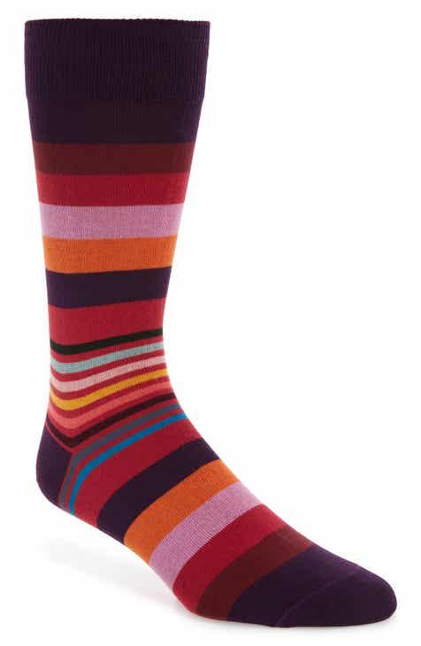 bbb513c5a9f Paul Smith Artist Block Socks