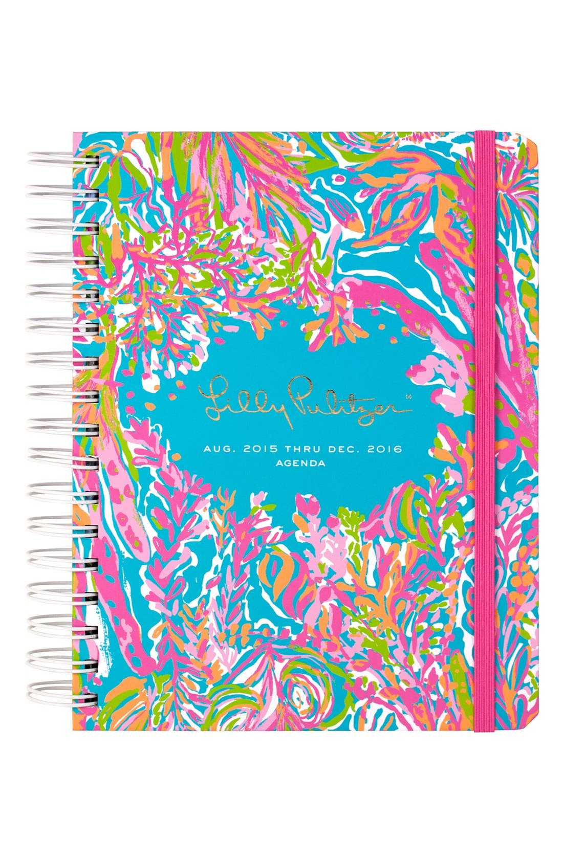 Main Image - Lilly Pulitzer® Large 17-Month Planner