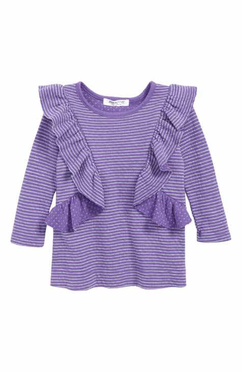 Joah Love Ruffle Dress (Baby Girls)