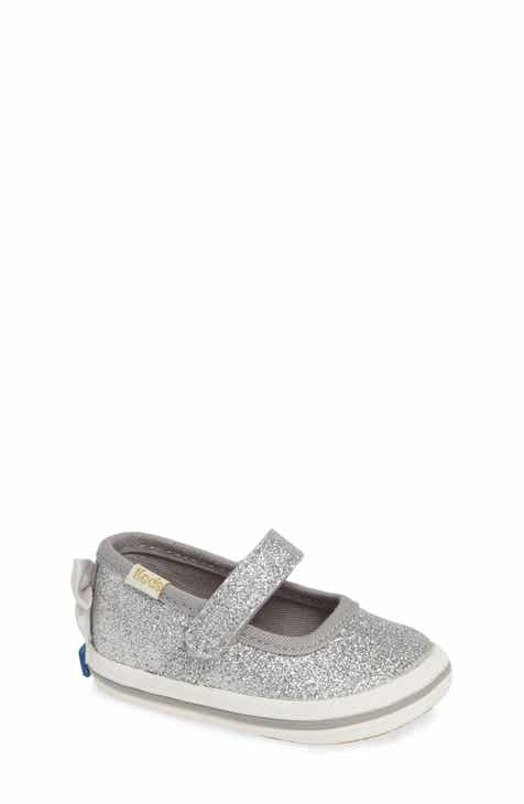 d2567c735 Keds® x kate spade new york Sloan Mary Jane Glitter Flat (Baby)