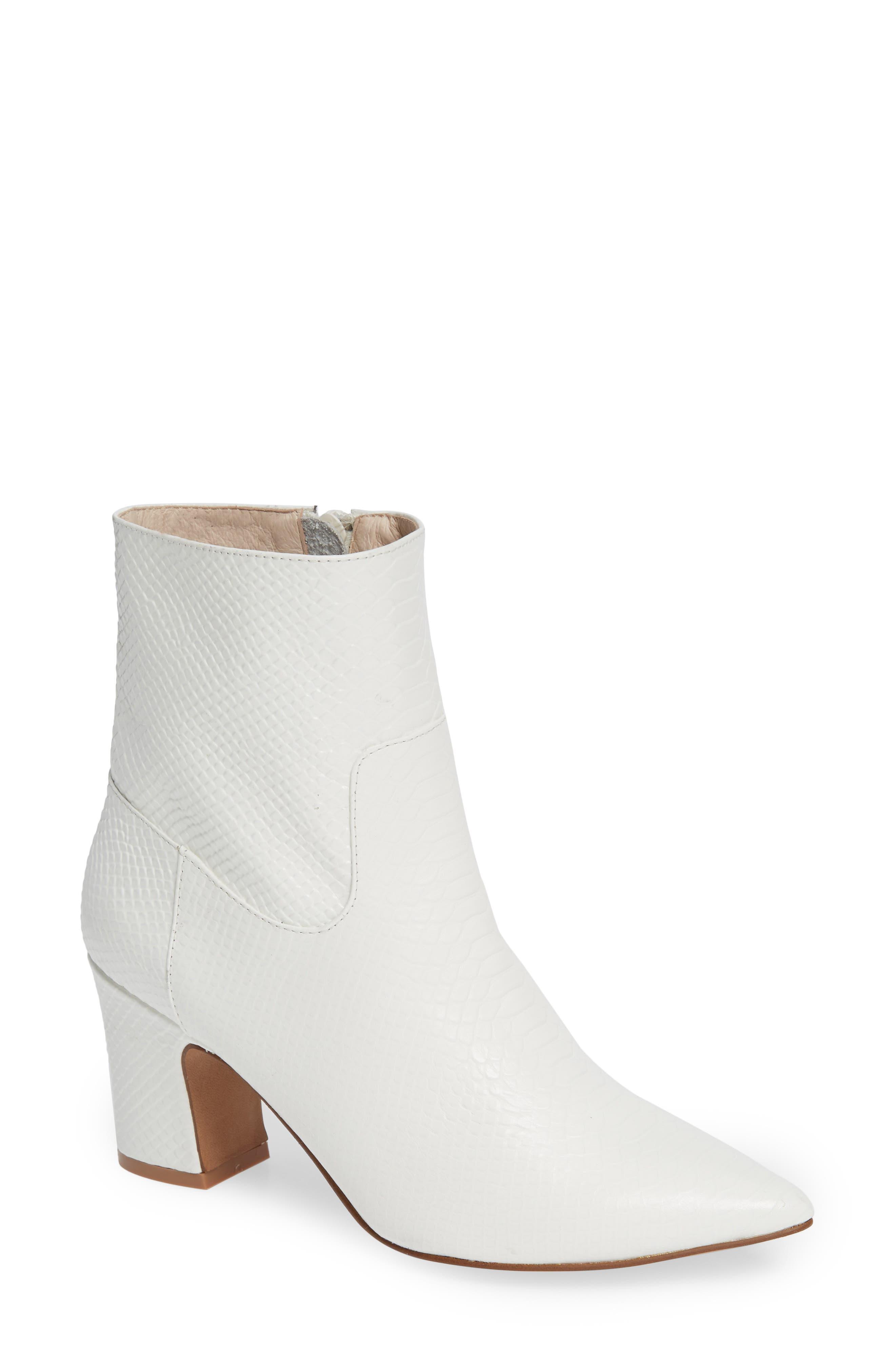Damens's Weiß Booties & Nordstrom Ankle Stiefel   Nordstrom & 88dc08