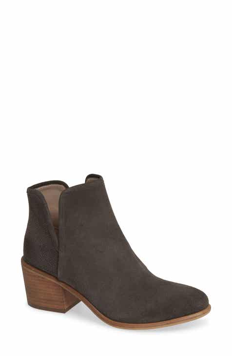 BP Barris Block Heel Bootie (Women) 94145273744d