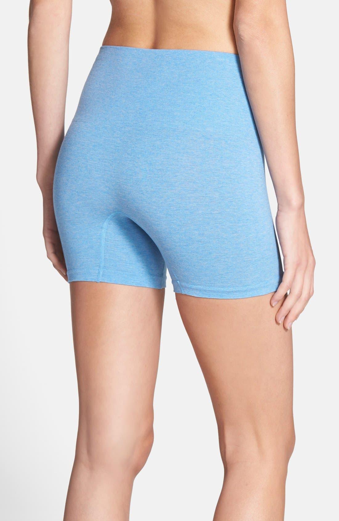 Alternate Image 2  - Yummie 'Tina' Shaping Shorts (2 for $30)