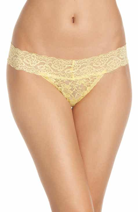 Make + Model Gotta Have It Lace Thong by MAKE AND MODEL
