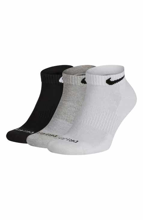 bcc7a448564 Nike Dry 3-Pack Everyday Plus Cushion Low Training Socks