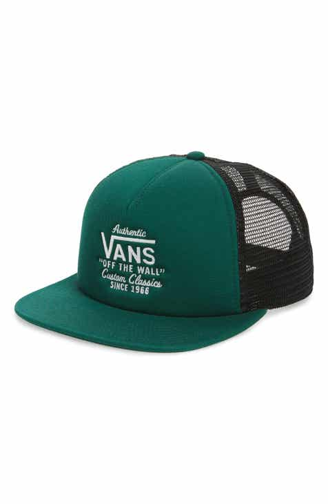 73a88255e07 Vans Galer Embroidered Trucker Hat