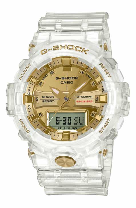 c47469891787 G-Shock Baby-G Ana-Digi Resin Strap Watch