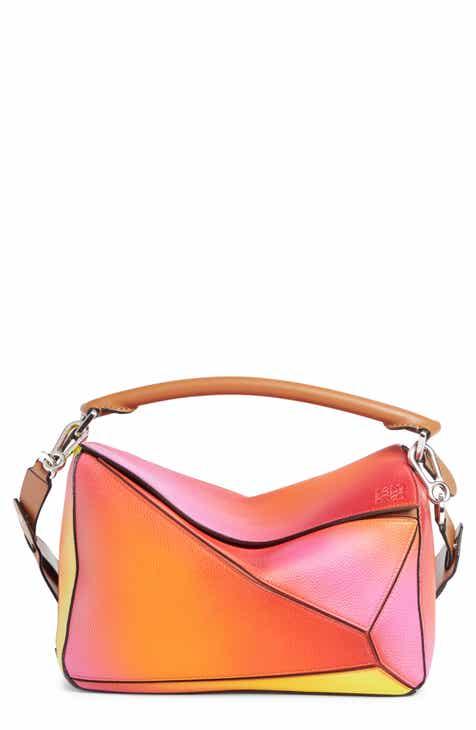 Loewe Puzzle Ombré Calfskin Leather Bag c5bc21df8508e