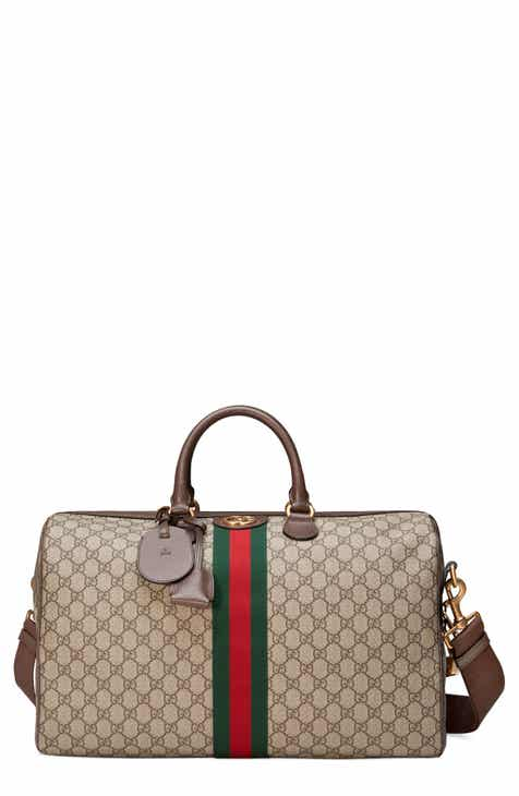 fccd40e64f08 Gucci Medium Ophidia GG Supreme Carry-On Duffel