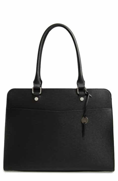 Lodis Los Angeles Bel Air Beth Rfid Leather Briefcase