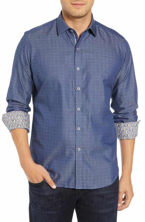 9708825ac64 Robert Graham Norville Classic Fit Sport Shirt