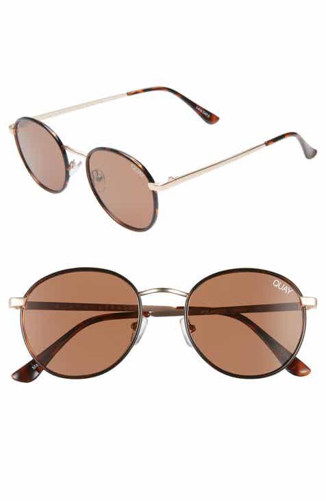 e800c946a8 Quay Australia Omen 48mm Sunglasses
