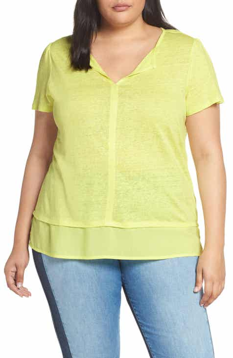 506cb7a104f20b Women s Plus-Size Tops