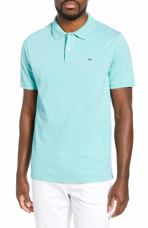 7a97242f vineyard vines Regular Fit Stretch Piqué Polo
