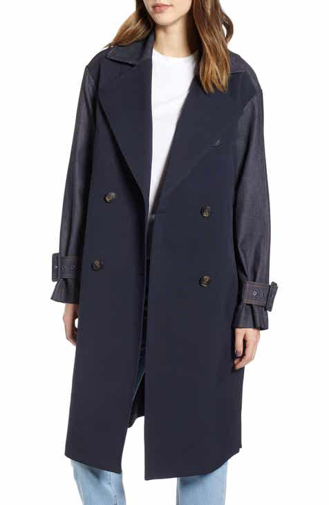 Sosken Denim Coat by SOSKEN
