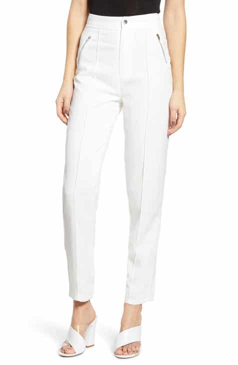 Akris Melissa Wool Blend Pants by AKRIS