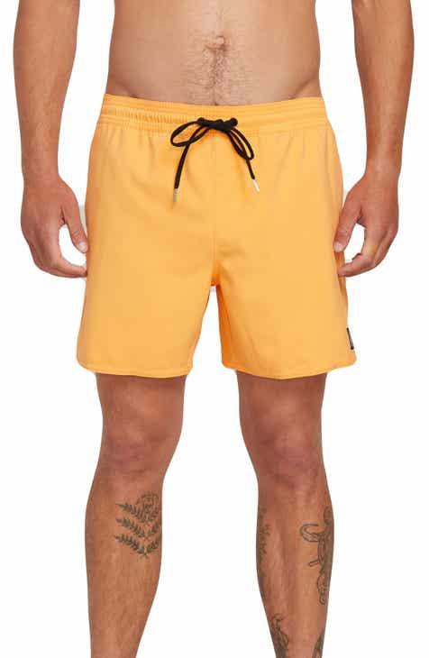 470f4e6ec6ed0 Men s Orange Swimwear  Board Shorts   Swim Trunks