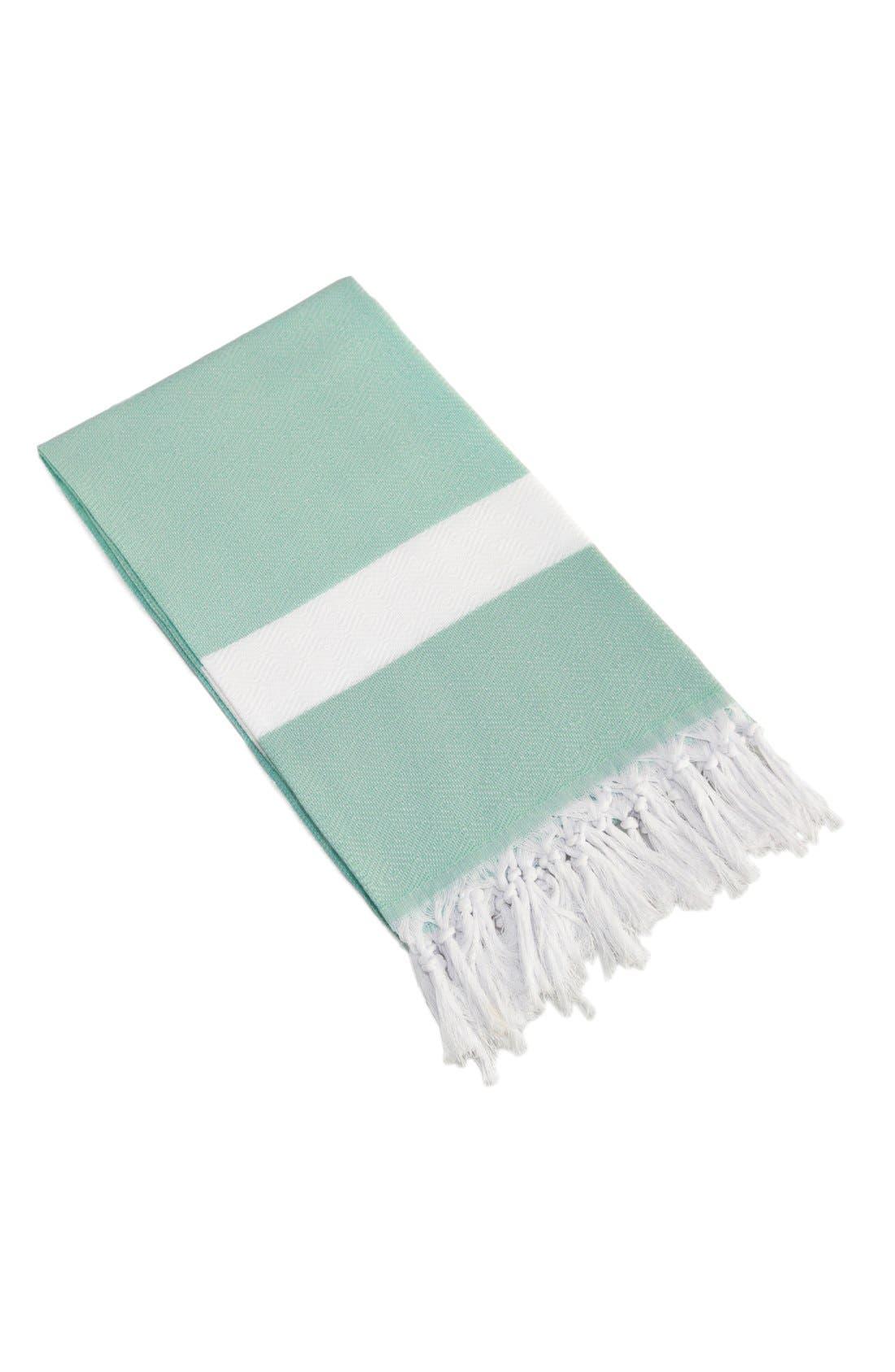 Alternate Image 1 Selected - Linum Home Textiles 'Diamond' Turkish Pestemal Towel