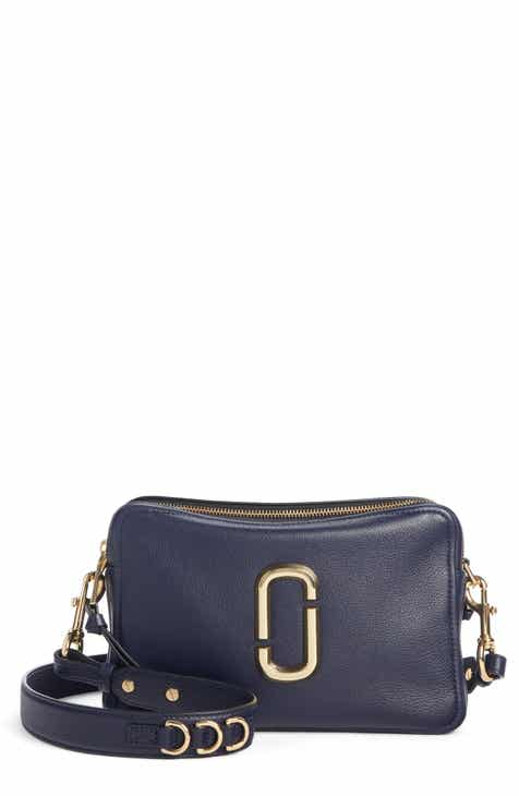 5f887dd77 MARC JACOBS The Softshot 27 Crossbody Bag