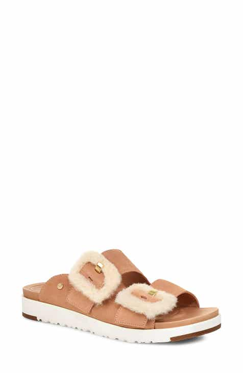 2aac4092128171 UGG® Fluff Indio Slide Sandal (Women)