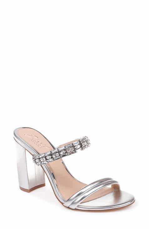 31c48ede9dd Jewel Badgley Mischka Katherine Embellished Sandal (Women)