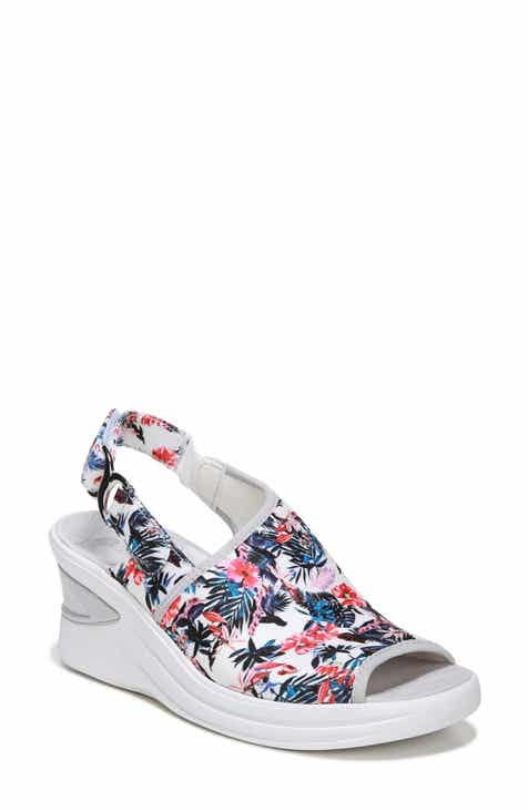 90355c29e7 BZees Vivia Slingback Wedge Sandal (Women)