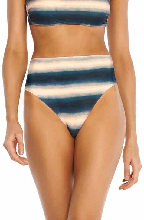 TAVIK Deb Square Neck Ribbed Swim Top by TAVIK