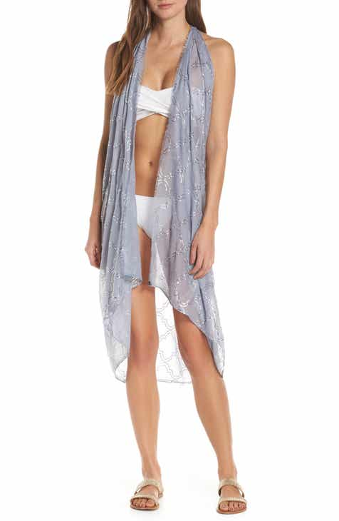e3e7d9795543b Pool to Party Spirit Cover-Up Vest