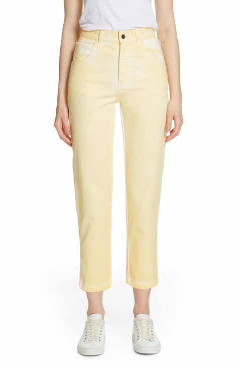 Roseanna Slim Straight Jeans by ROSEANNA