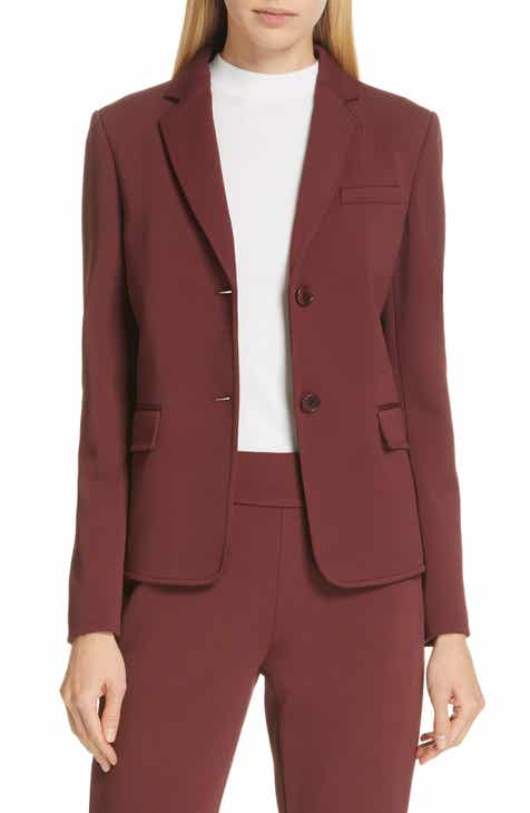 BOSS Jomanda Jersey Suit Jacket by BOSS HUGO BOSS