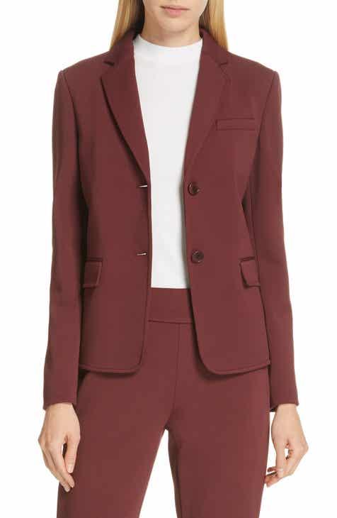 BOSS Jomanda Jersey Suit Jacket by BOSS HUGO BOSS