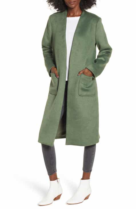 7db57d9dcc460 Women s Green Coats   Jackets
