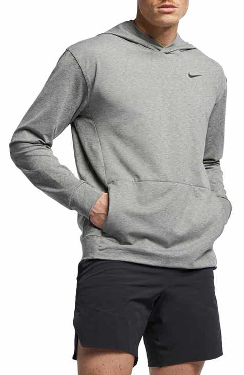272c2b1a260f63 Nike Dry Training Hooded Pullover