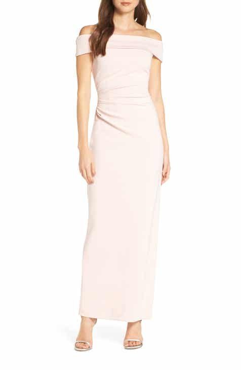 5defc4c68808 Vince Camuto Off the Shoulder Gown