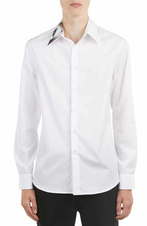 2b7b36e27a7 Raf Simons Punkette Eyes Collar Shirt