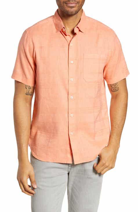 8d65cab278c9 Tommy Bahama Costa Tautira Linen Blend Sport Shirt