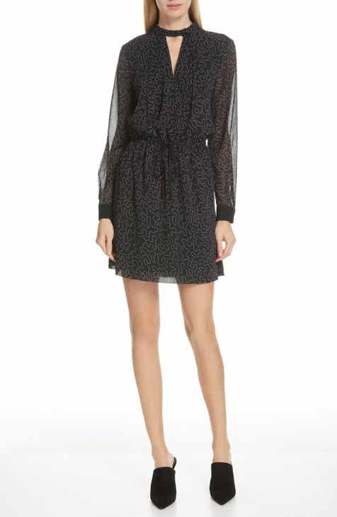 619b2e8b22d5 Club Monaco Quanni Cutout Detail Mini Dress
