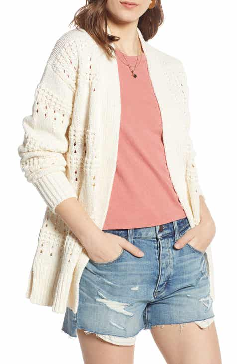 Treasure & Bond Loose Stitch Cardigan by TREASURE AND BOND