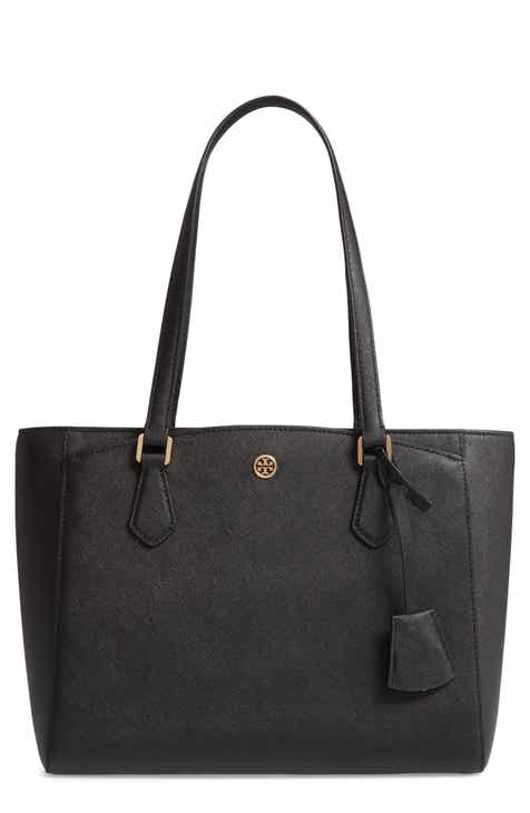 cbec75bea Tory Burch Small Robinson Saffiano Leather Tote